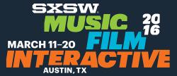 SXSW 2016 Platinum Logo